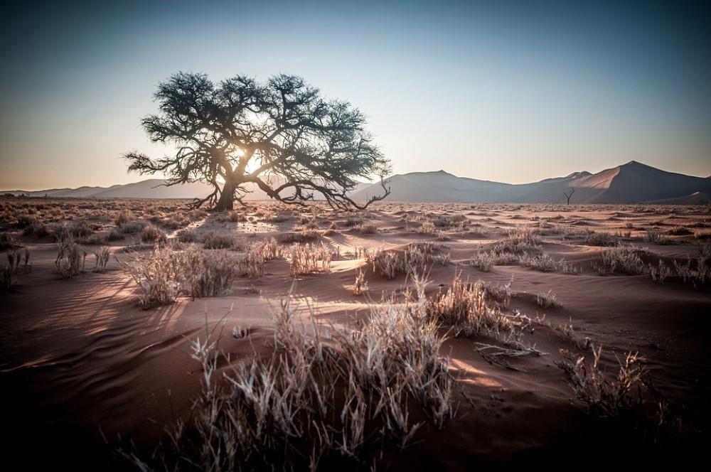 NAMIBIA – Land der roten Stille